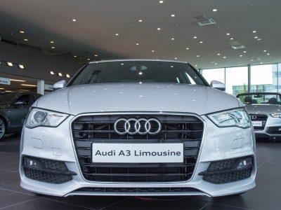 Nijs Lichtprojecten Audi Munstad De Meern Showroom