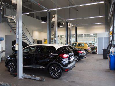 Nijs Lichtprojecten Renault VKV Wijk bij Duurstede