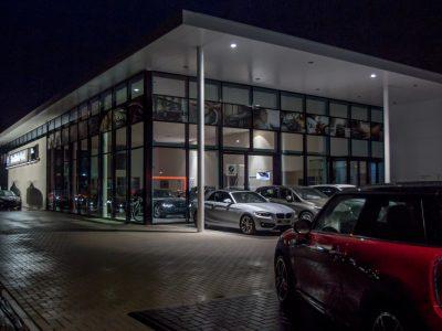 Nijs Lichtprojecten BMW Doetinchem